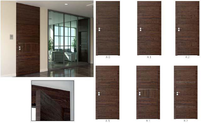 Širší sortiment povrch? u vstupních dve?í & Porta DOORS u2013 nová kolekce i více vstupních dve?í
