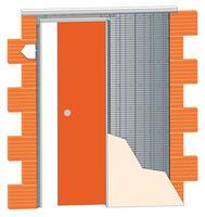 Stavební pouzdro JAP EMOTIVE LINE - STANDARD 700 mm