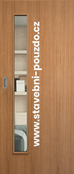 Posuvné dveře SAPELI ELEGANT - M60 sklo - 1