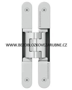 Dveřní pant TECTUS 240 pro zárubeň JAP 912 AKTIVE - 1