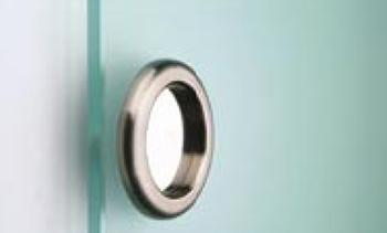 Posuvné celoskleněné dveře FLOAT ČIRÉ 8 mm včetně zárubně - 4