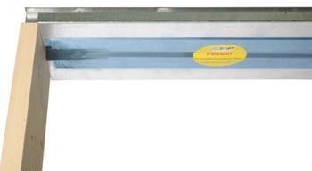 Stavební pouzdro JAP 715 Komfort do sádrokartonu 2050 mm, výška průchodu 2400 mm - 5