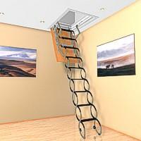 Půdní schody JAP LUSSO - obyčejné - 6