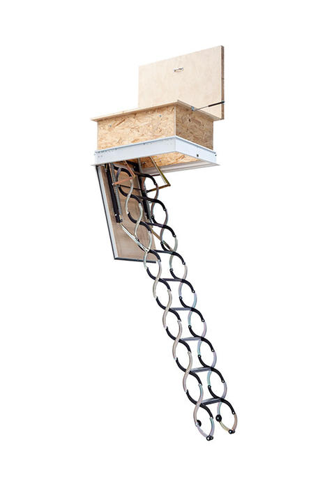 Půdní schody JAP KOMBO PP nízkoenergetické